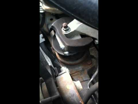 1999 acura tl front engine mount youtube Acura motor mounts