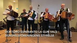 Doktoro esperanto la Gun vals - Durspelsföreningens styrelse - Eskilstuna 2020 Vinterspelen
