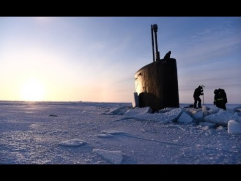 Solar Killshot, Antarctic Ice Expands & ICEX US Navy Subs in Ice Pictorial (573)
