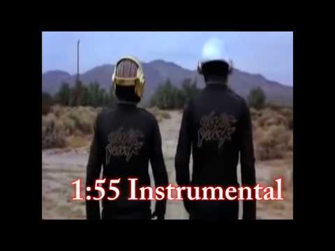 Daft Punk- Digital Love (Karaoke)