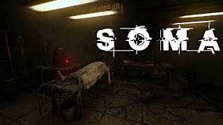 What is This Game?! Grown Man Losing His Sh*t Playing Horror Games - Road 3K #SOMA [PS4]