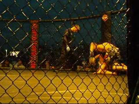 Travis Coyle MMA Fight