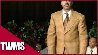 Apostle Gino Jennings - Remember therefore from whence thou art fallen, AND REPENT