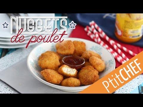 recette-de-nuggets-de-poulet---ptitchef.com