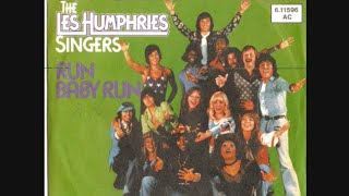 Watch Les Humphries Singers Run Baby Run video
