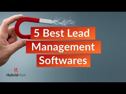 5 Best Lead Generation Tools – Lead Management Softwares