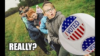 Lower The Voting Age To 16? Abolish Electoral College? Of Course! How Else Can They Win?