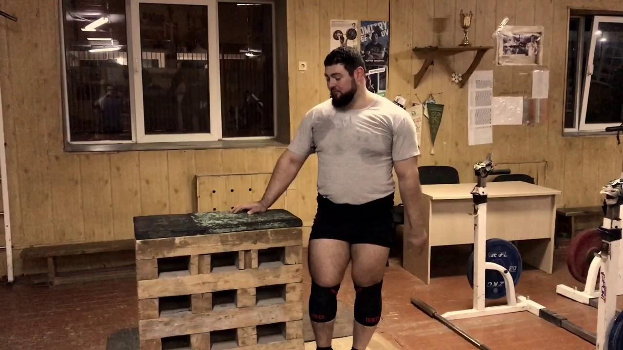 ТОП 5 упражнений для спины Штангиста