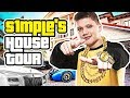 S1mple's House Tour