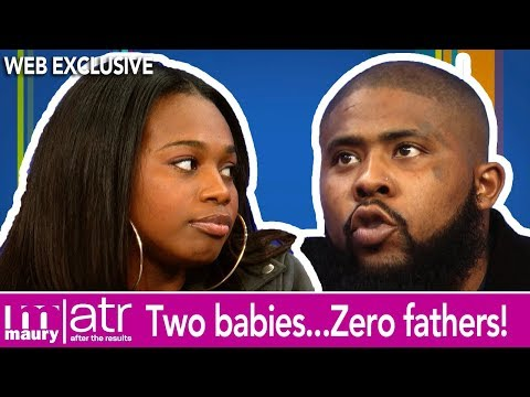 When I'm not the father...Bye, bye ladies! | The Maury Show