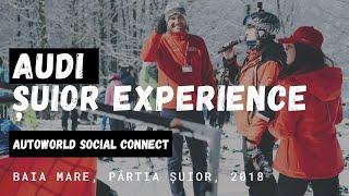 Audi Suior Ski Experience
