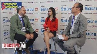 Entrevista a David Centeno de VEOX - Protagonistas del Transporte Congreso CETM