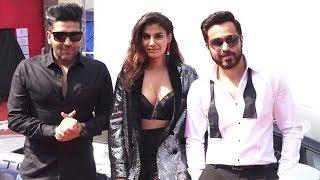 Emraan Hashmi And Guru Randhawa Shoot A Promotional Song I Cheat India