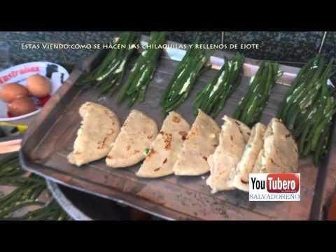 Como se preparan los panes con gallina horneada el salv for Como se cocinan las setas