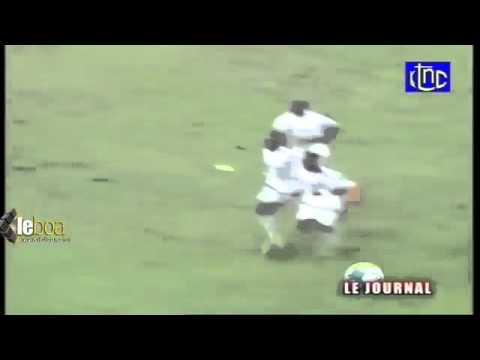 BURUNDI VS RD CONGO 2 - 3; 2015 a bujumbura