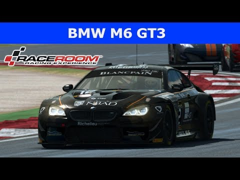 Raceroom Racing Experience - BMW M6 GT3 - Red Bull Ring