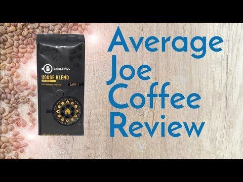 Aldi Barissimo House Blend Coffee Review