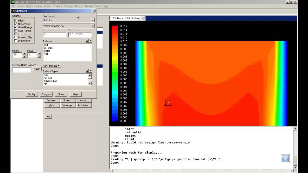 Introduction To Udfs In Ansys Fluent Youtube
