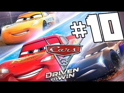Cars 3 Driven to Win Walkthrough Part 10 Going too Far! (Nintendo Switch)