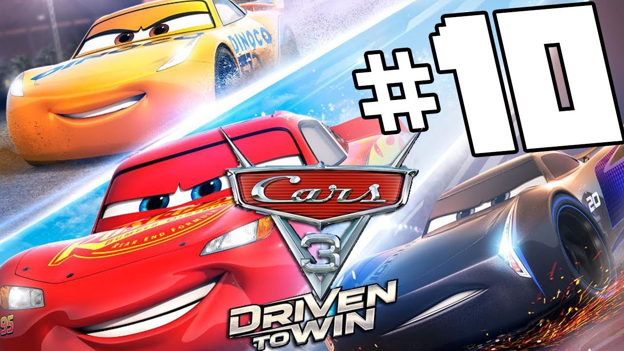 cars 3 driven to win walkthrough part 10 going too far nintendo switch youtube. Black Bedroom Furniture Sets. Home Design Ideas