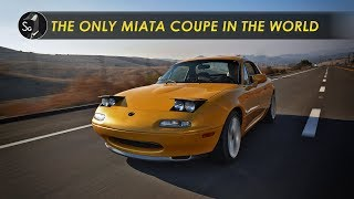 Mazda Miata M Coupe | Only One on The Planet