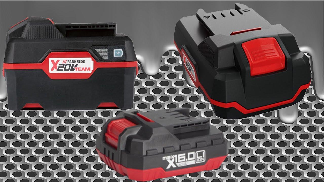 Parkside Batteries Inside Review