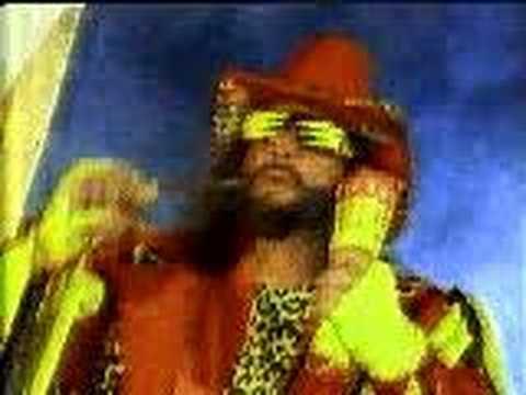 Macho Man Randy Savage Slim Jim Commercial #1