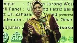 Persembahan Nasyid oleh Hjh Nur Asiah Jamil P2