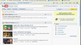 Video How to get free music from YouTube onto your iPod LEGALLY! download MP3, 3GP, MP4, WEBM, AVI, FLV September 2018