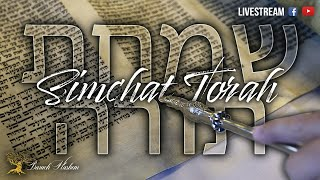 Erev Shabbat: Simchat Torah - Rejoicing with the Torah