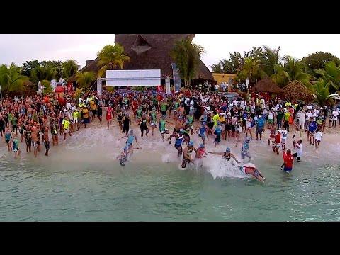Triatlon Mr Sancho's 2014 | Video memorial | Triatlones Cozumel