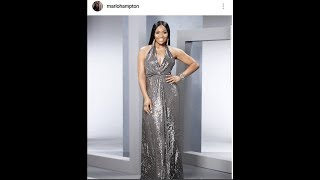 Why Marlo Hampton Will Never Get a Peach & Celebrity Tea