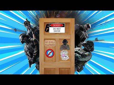 Rainbow Six Siege BUT IT'S HIDE 'N' SEEK