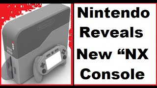 "Nintendo Reveals New Next-gen ""nx"" Console. Wii U Is Dead! No Sling Tv App For Xbox One"