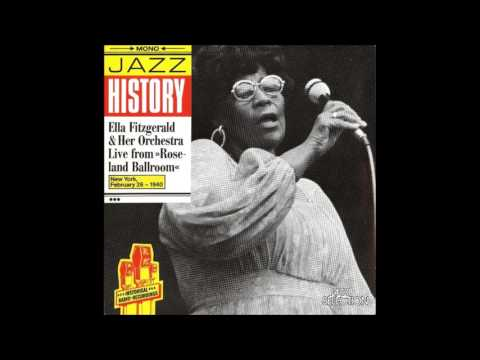 Ella Fitzgerald & Her Orchestra Live From