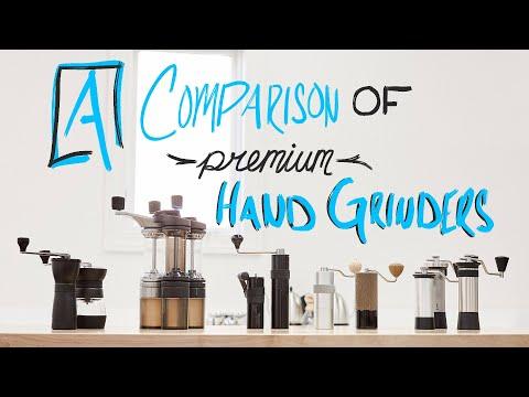 Manual Coffee Grinder 2020
