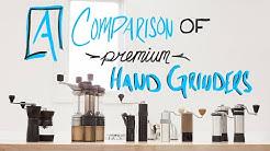 A Comparison of Premium Hand Grinders