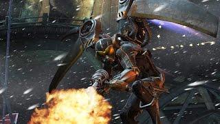 Batman Arkham Origins: Firefly Boss Fight (4K 60fps)