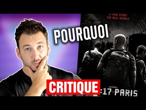 Zoom - Le 15h17 pour Paris (critique du film)