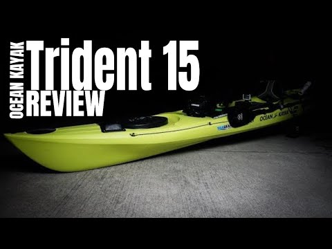 Ocean Kayak Trident 15 Review | #KayakFishingTOPGEAR