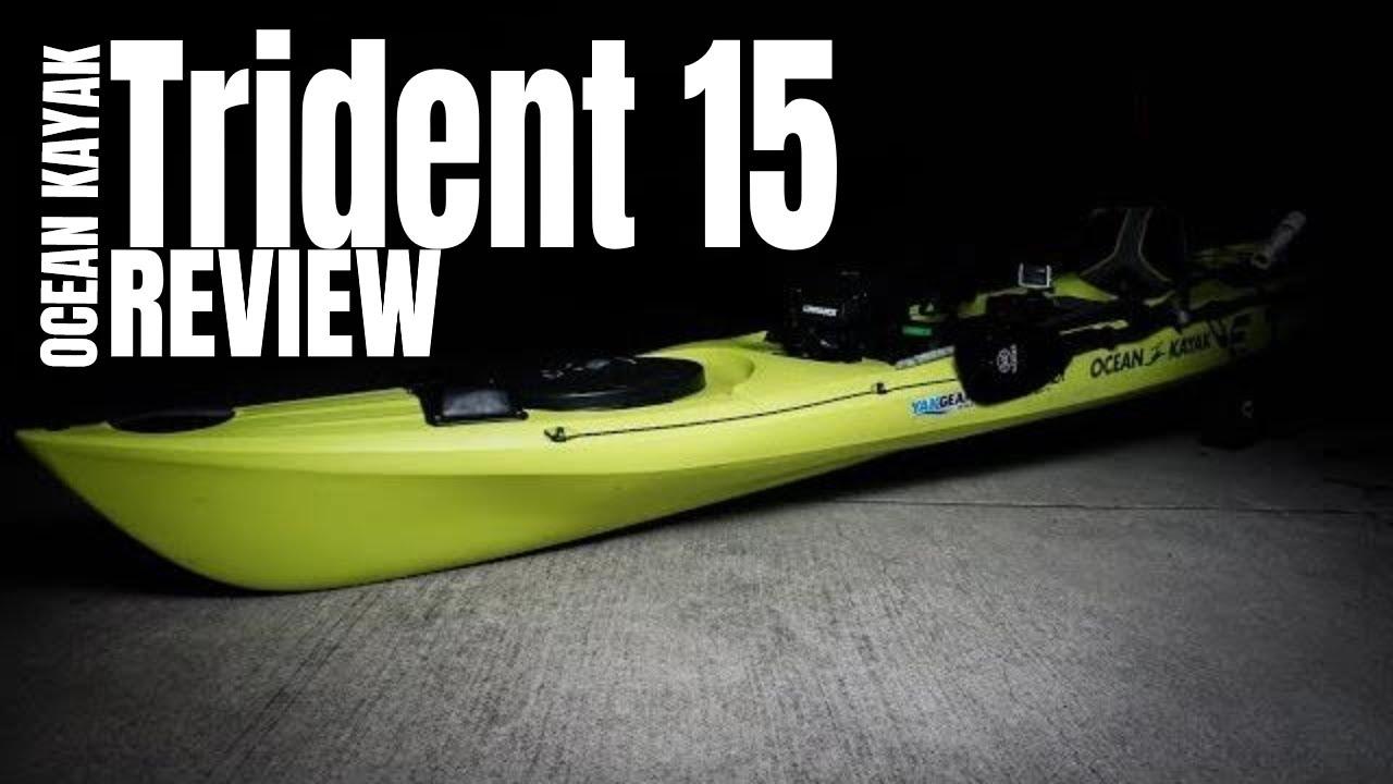 Ocean Kayak Trident 15 Review