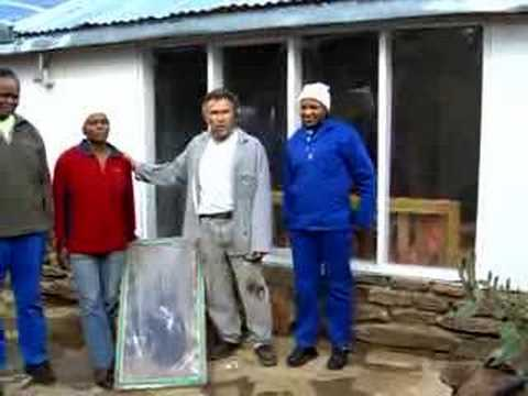 Bethel, Lesotho - high school women off-grid vilage