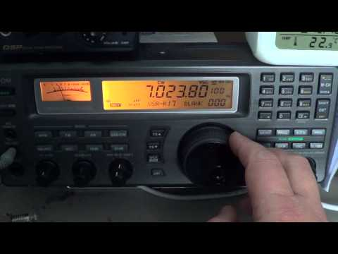 Where to find Morse Code CW signals on shortwave bands