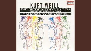 Die 7 Todsunden (The 7 Deadly Sins) (arr. W. Bruckner-Ruggeberg) : Prologue: Meine Schwester...