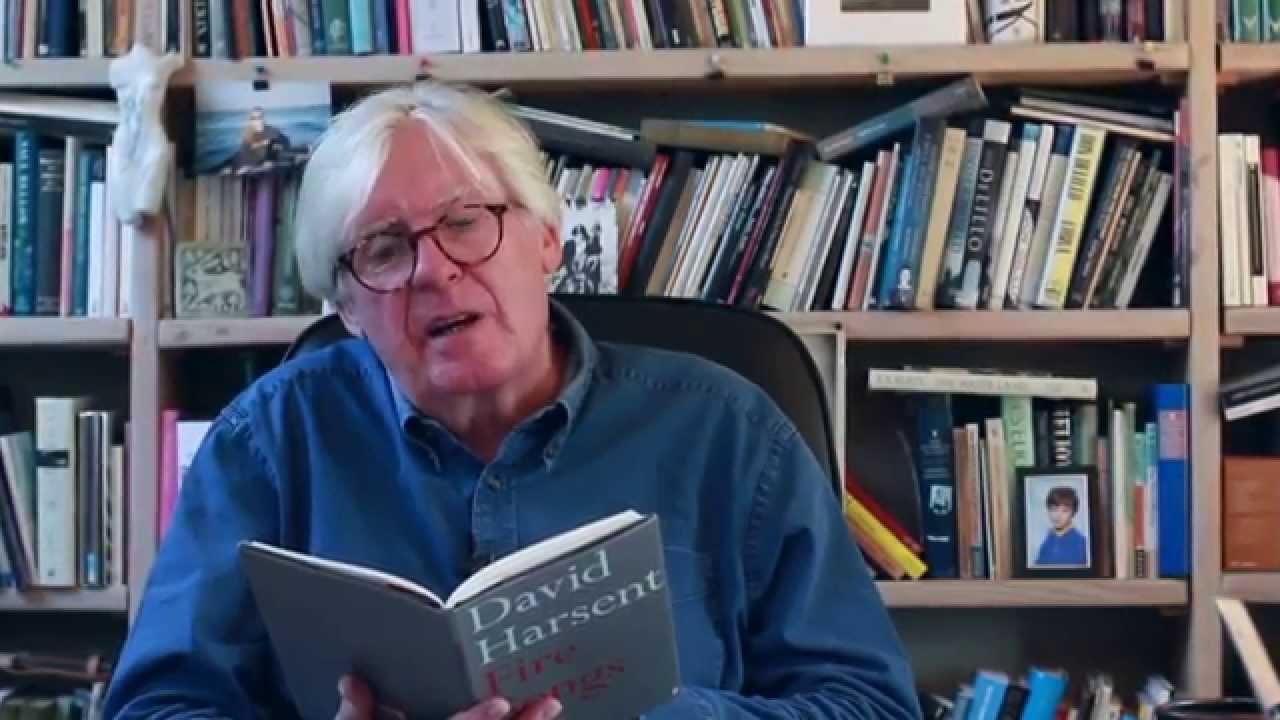 David Harsent writers rooms