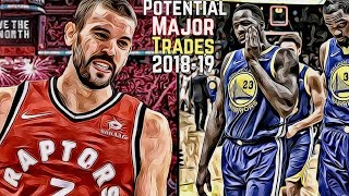 Top 5 MAJOR NBA Trades To Watch For In 2019