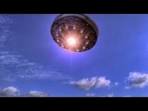 UFO FOOTAGE | UFOs and aliens actually exist | The most tangible evidence of the existence