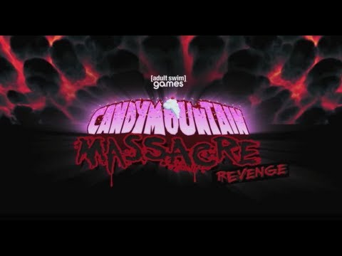 Candy Mountain Massacre Revenge from Adult Swim Games
