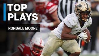 The Best of Rondale Moore: 2018 Midseason Highlights | Purdue | Big Ten Football