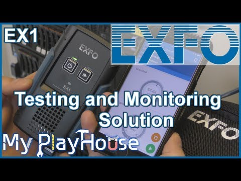 EXFO - EX1: Network Testing and Monitoring Solution - 722